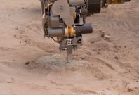 Curiosity Tests a New Way to Drill on Mars
