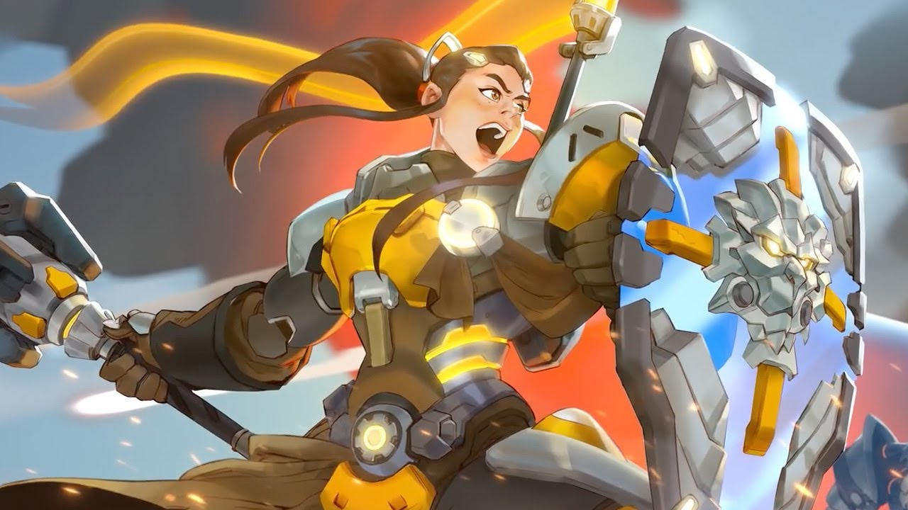 Overwatch: The Next Hero Is Brigitte Lindholm