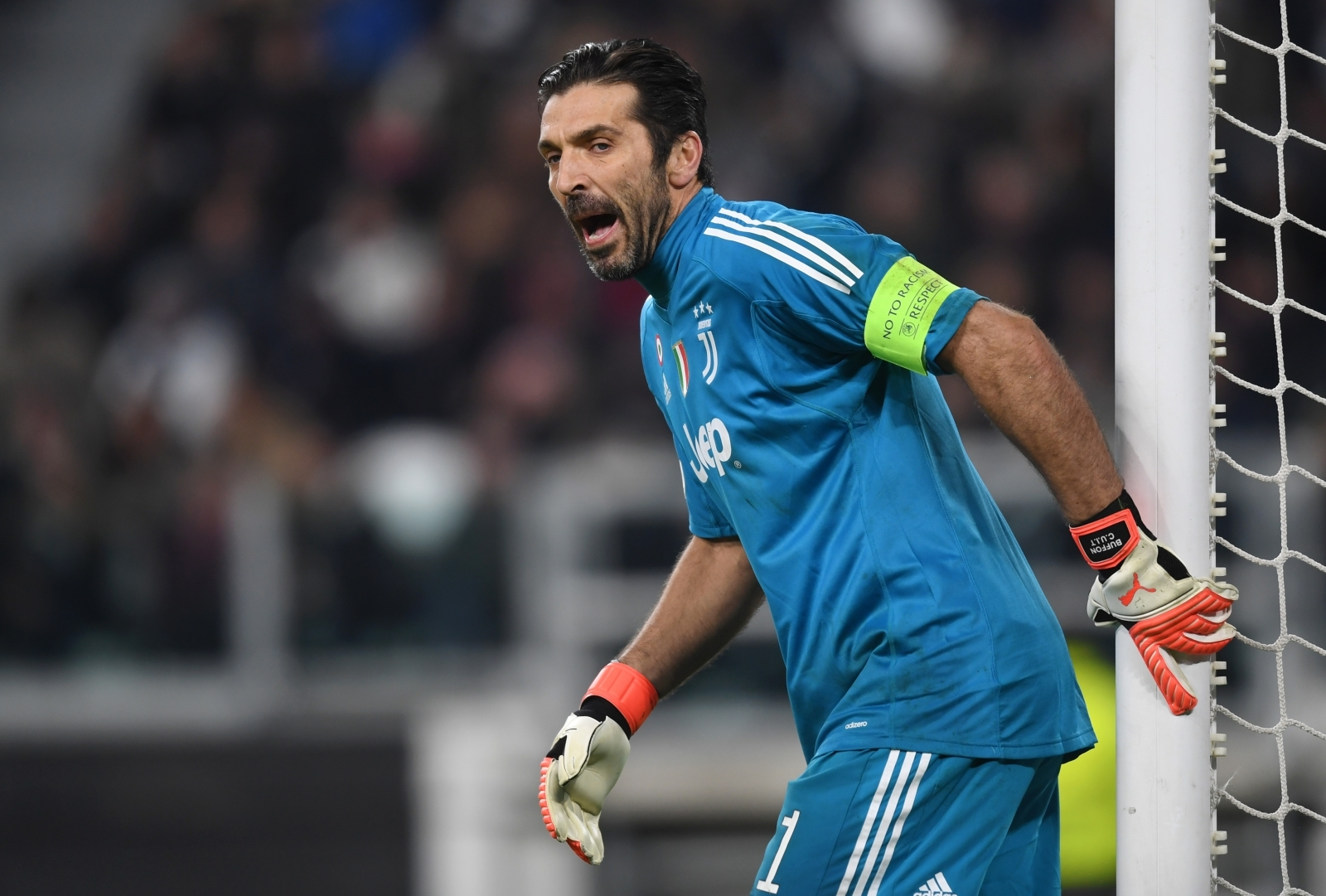 Gianluigi Buffon raves about reported Liverpool target Alisson