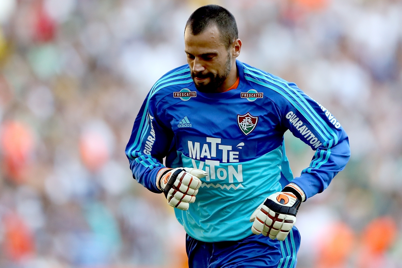 Crystal Palace Confirm Signing Of Former Liverpool Goalkeeper Diego Cavalieri