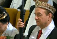 Couples Take Their AR-15 Rifles To Pennsylvania Church For Blessing