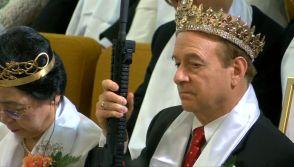 Couples Take Their AR-15 Rifles To Pennsylvania Church For Blessing