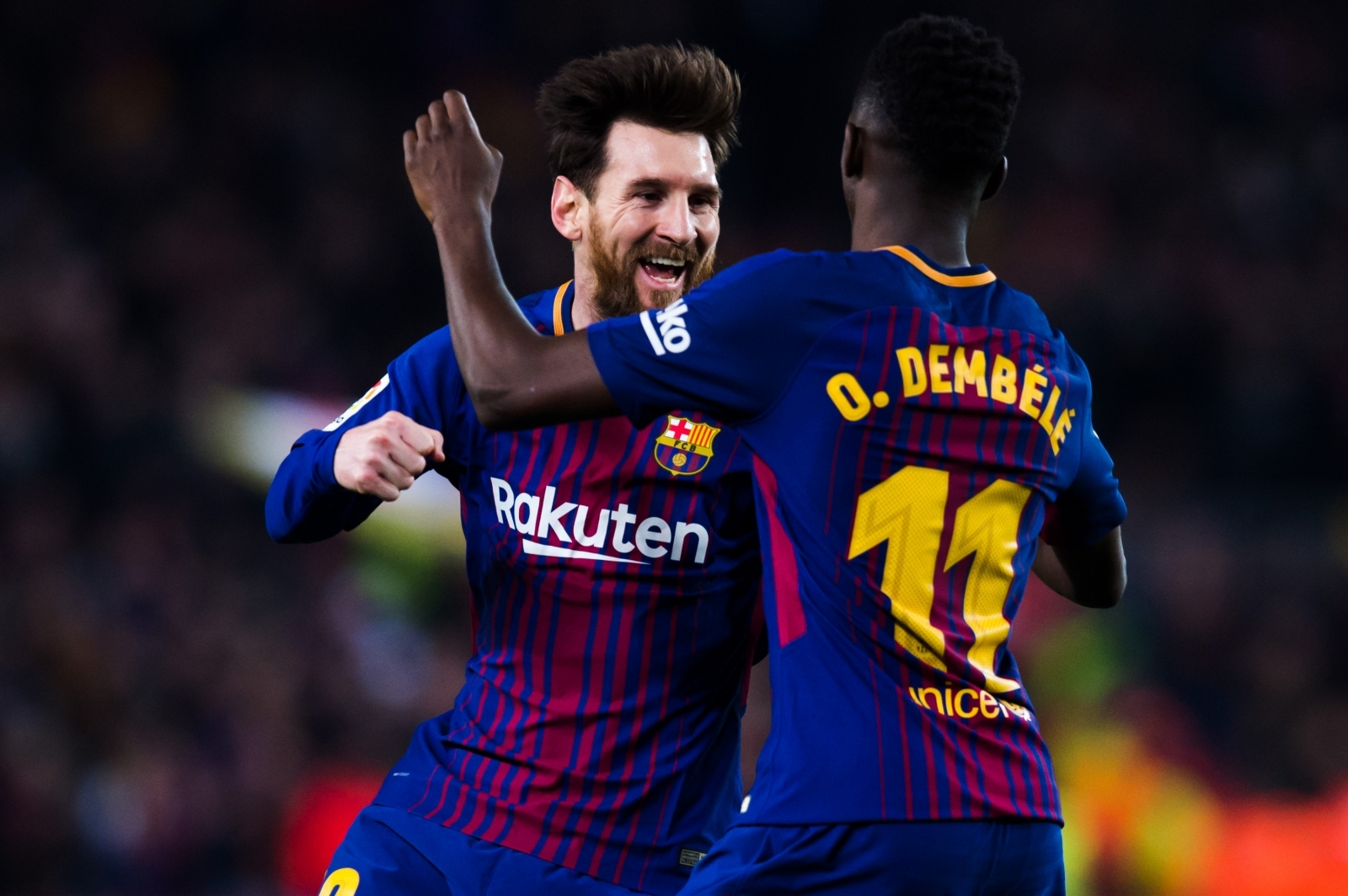 borussia dortmund with Ousmane Dembele Opens About Playing Lionel Messi Positive Barcelona Injuries 1664734 on Sonnenuntergang also Pes 2019 Will Maintain Partnerships With Barca Lfc Arsenal also Mohamed Salah Winning Golden Boot Liverpool Special as well Z Napisami Po Angielsku Motywacja Motywacyjne in addition Camisa De Motocross E Trilha.