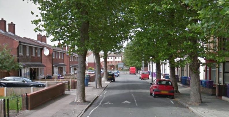 Madelaine Street, Toxteth