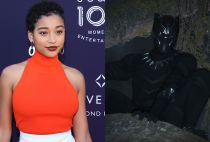 Amandla Stenberg Black Panther
