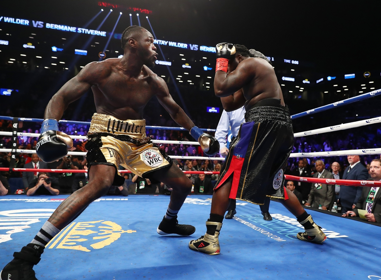 Deontay Wilder urged to 'destroy' Luis Oritz to make Anthony Joshua sweat