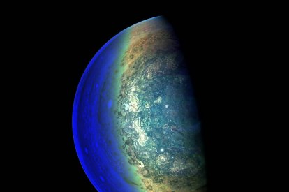 Jupiter twilight zone