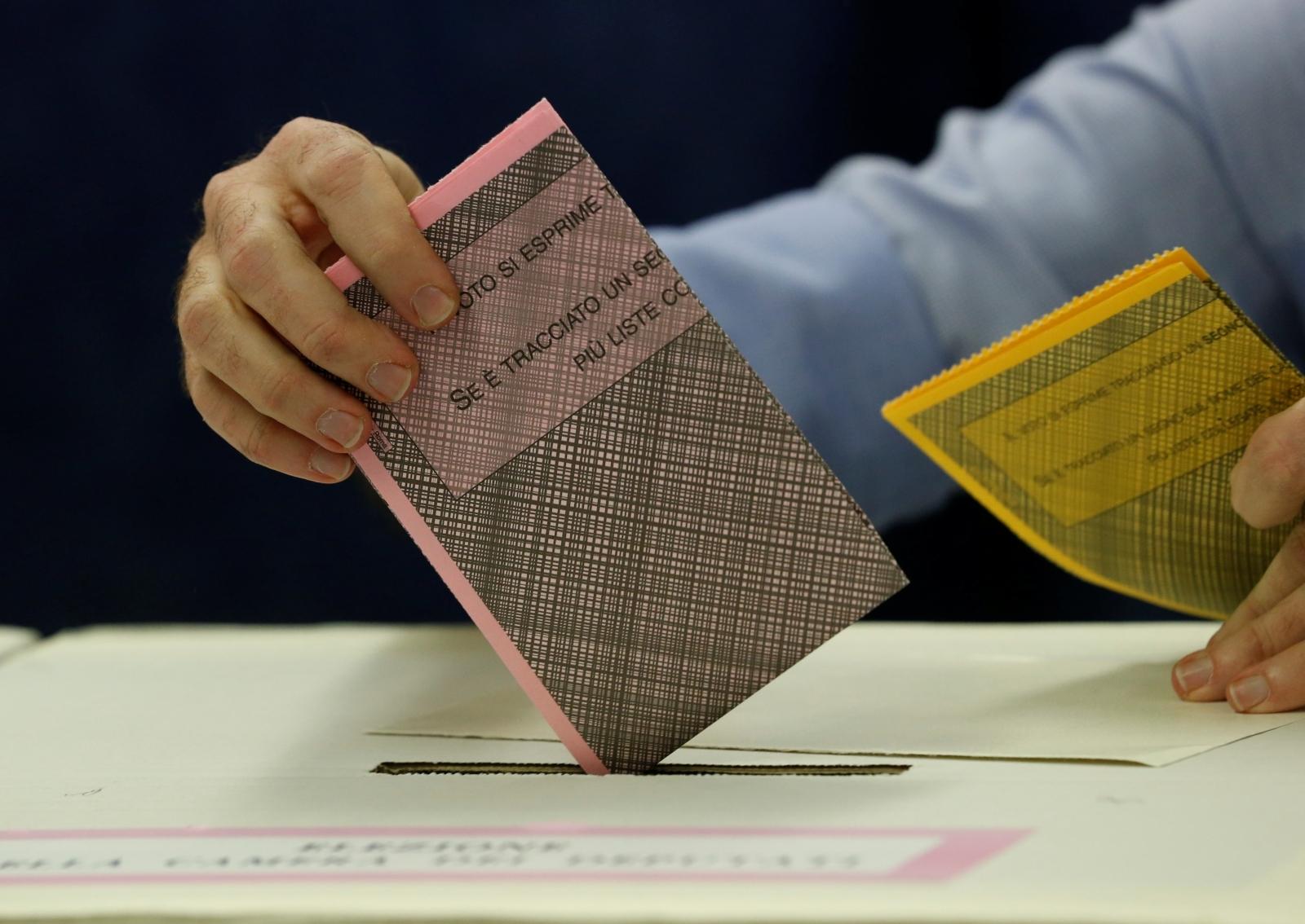 Italian election
