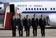 South Korean Envoy Departs For North