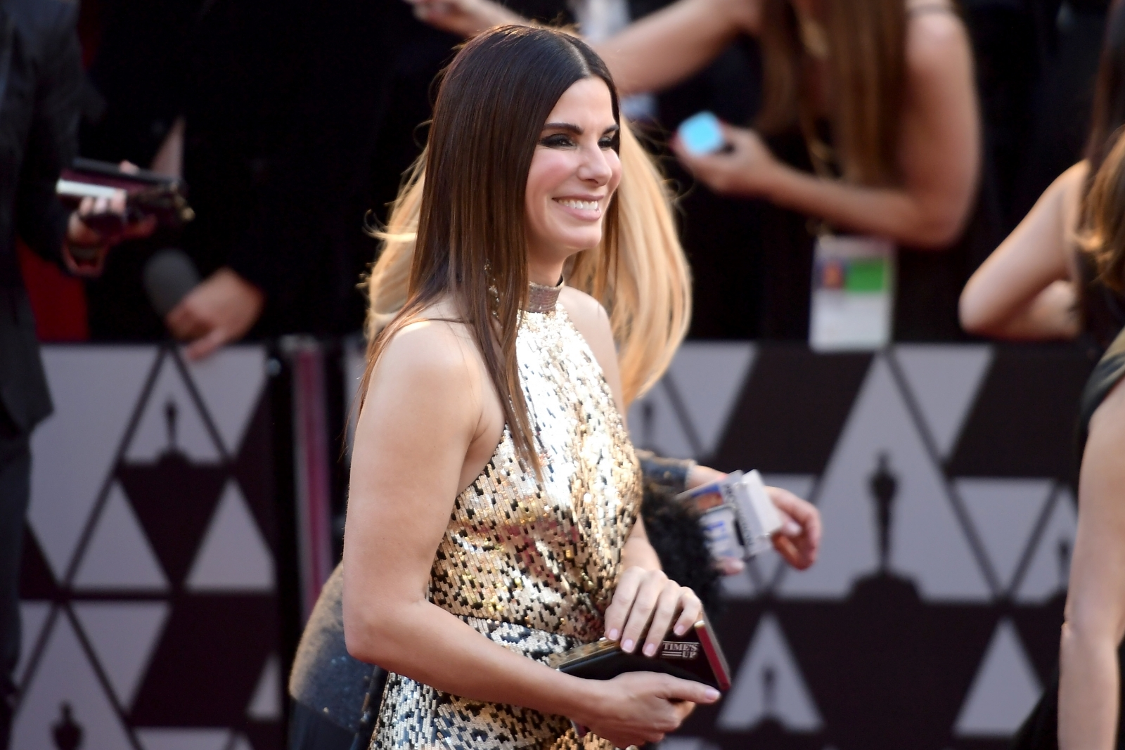 Is This Sandra Bullock 53 Or Kendall Jenner 22