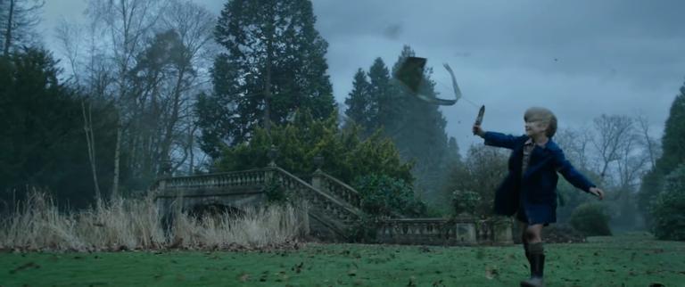 Mary Poppins Returns: Teaser Trailer