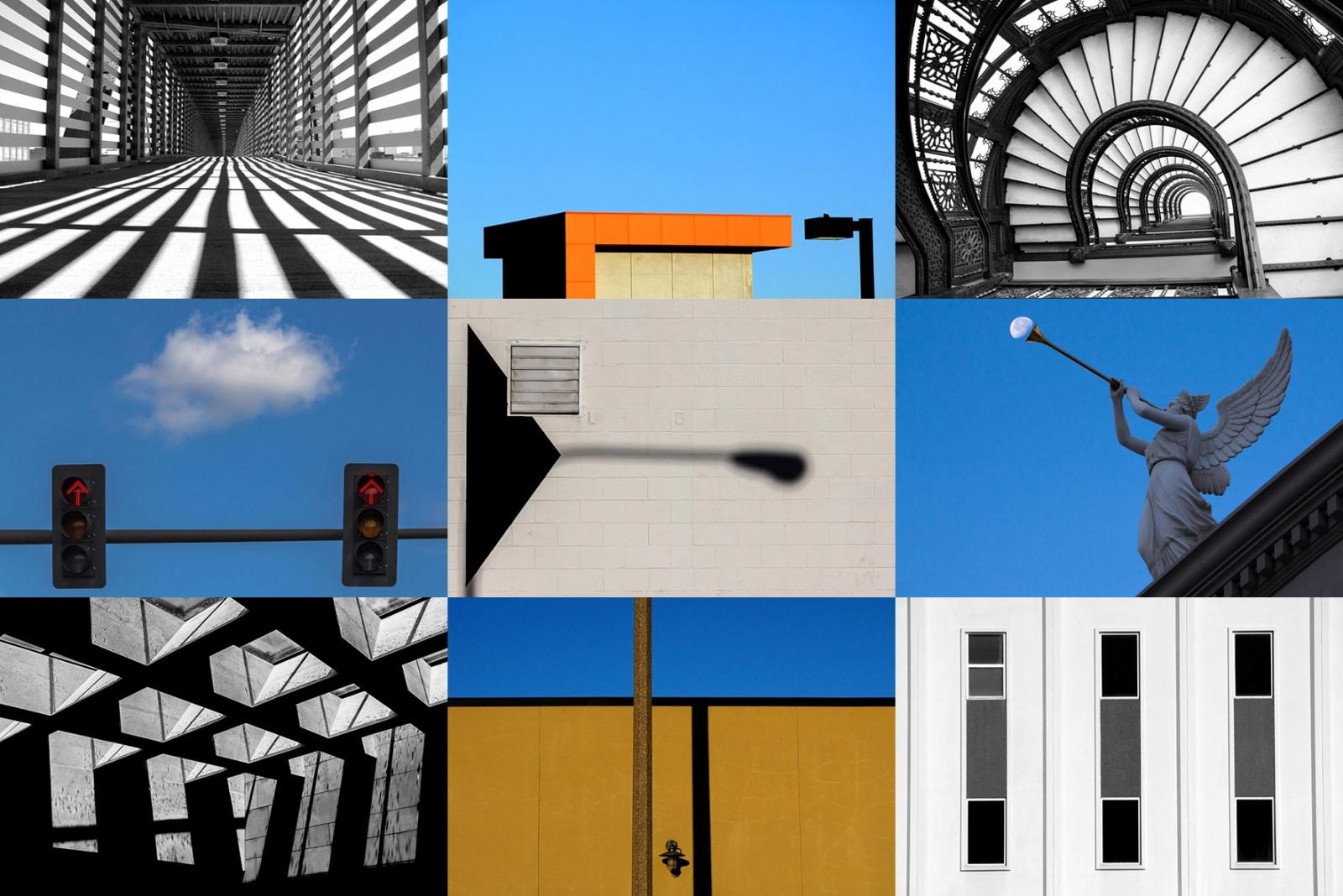 The Graphic City