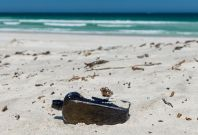 A Perth family have found the world's oldest message in a bottle