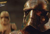 Captain Phasma Deleted Scene Star Wars