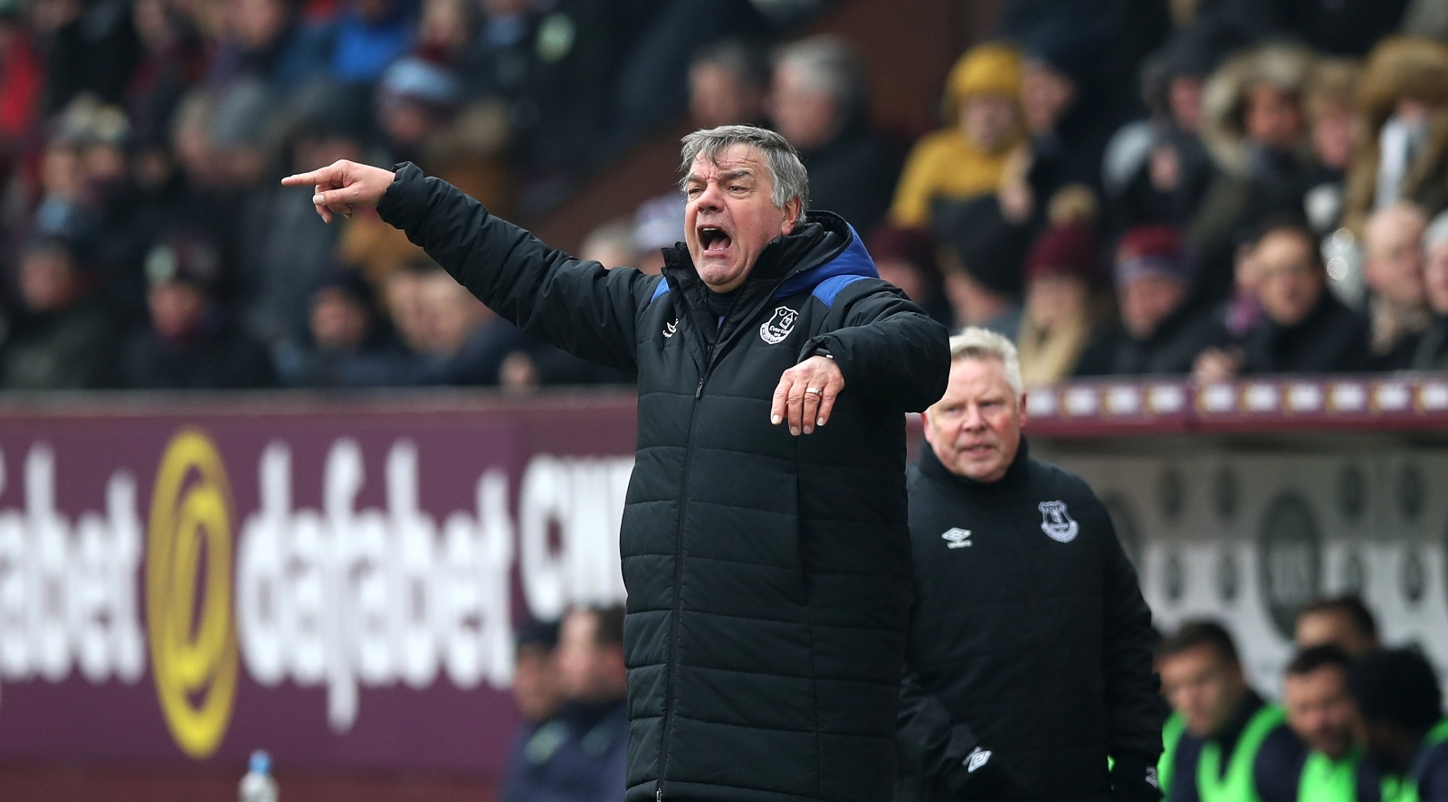 Sam Allardyce: I know I'll be sacked unless Everton start winning