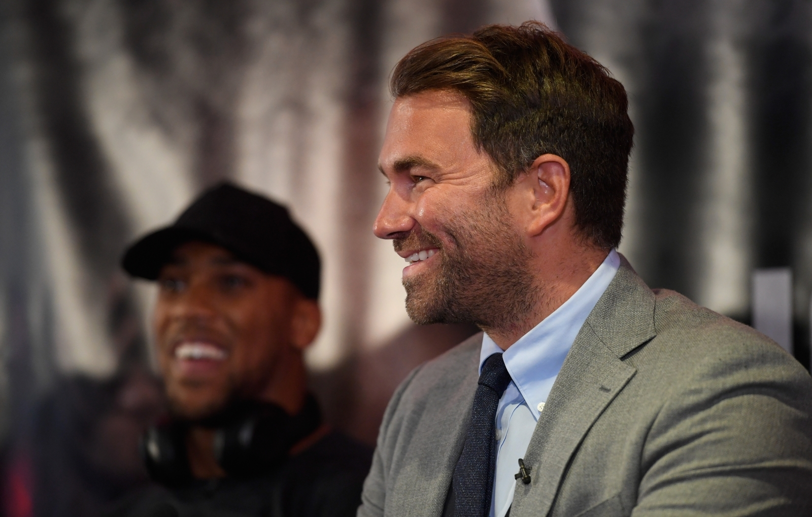 Eddie Hearn: 'Anthony Joshua to crack America in next 12 months'
