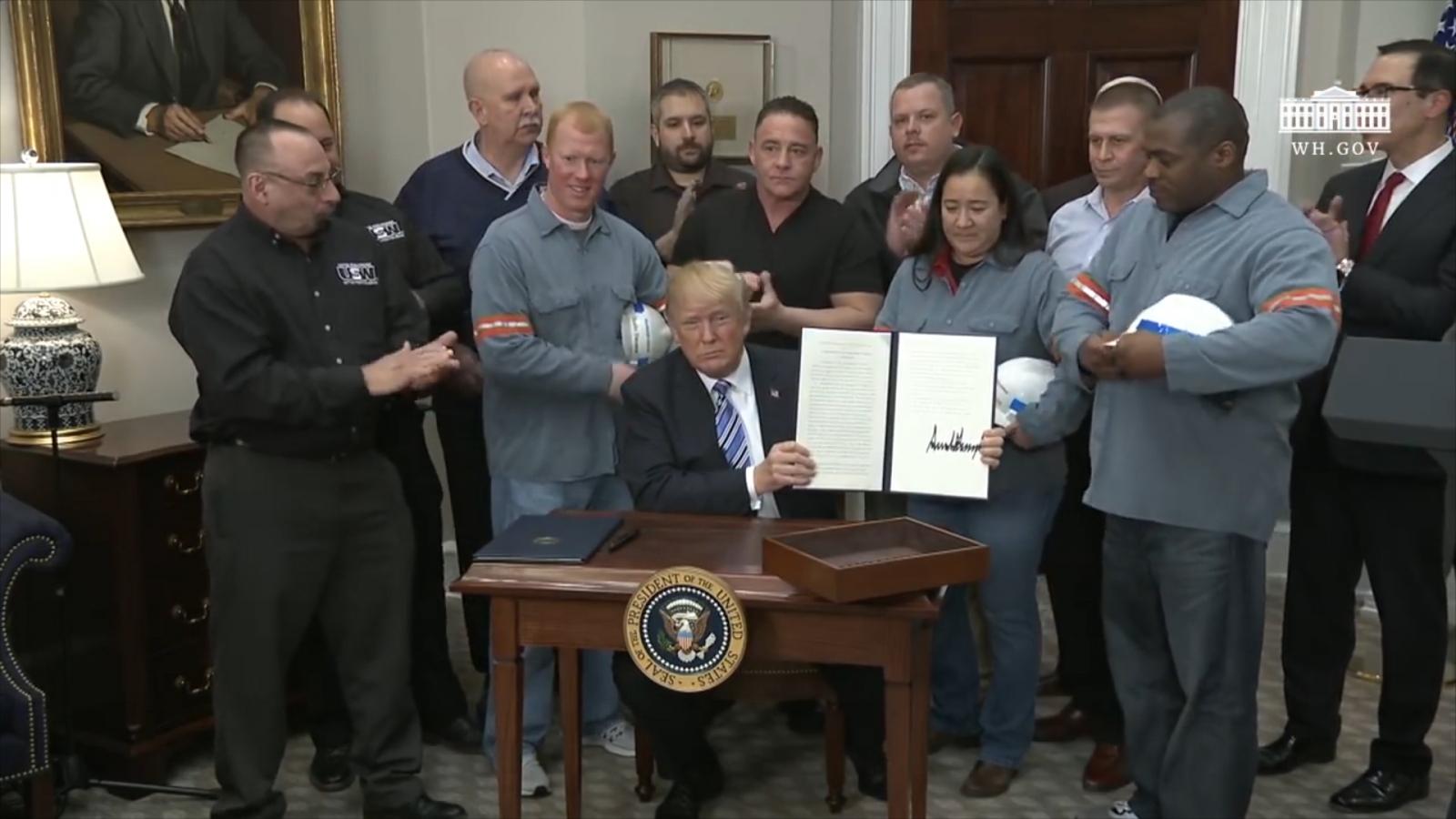 president-trump-signs-tariffs-on-steel-and-aluminium