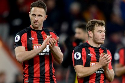 Marc Pugh and Ryan Fraser