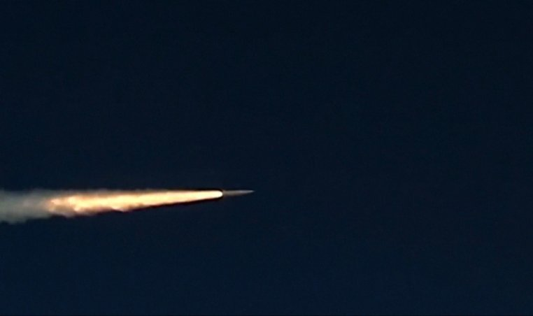 Russia Successfully Launches New Kinzhal Hypersonic Missile