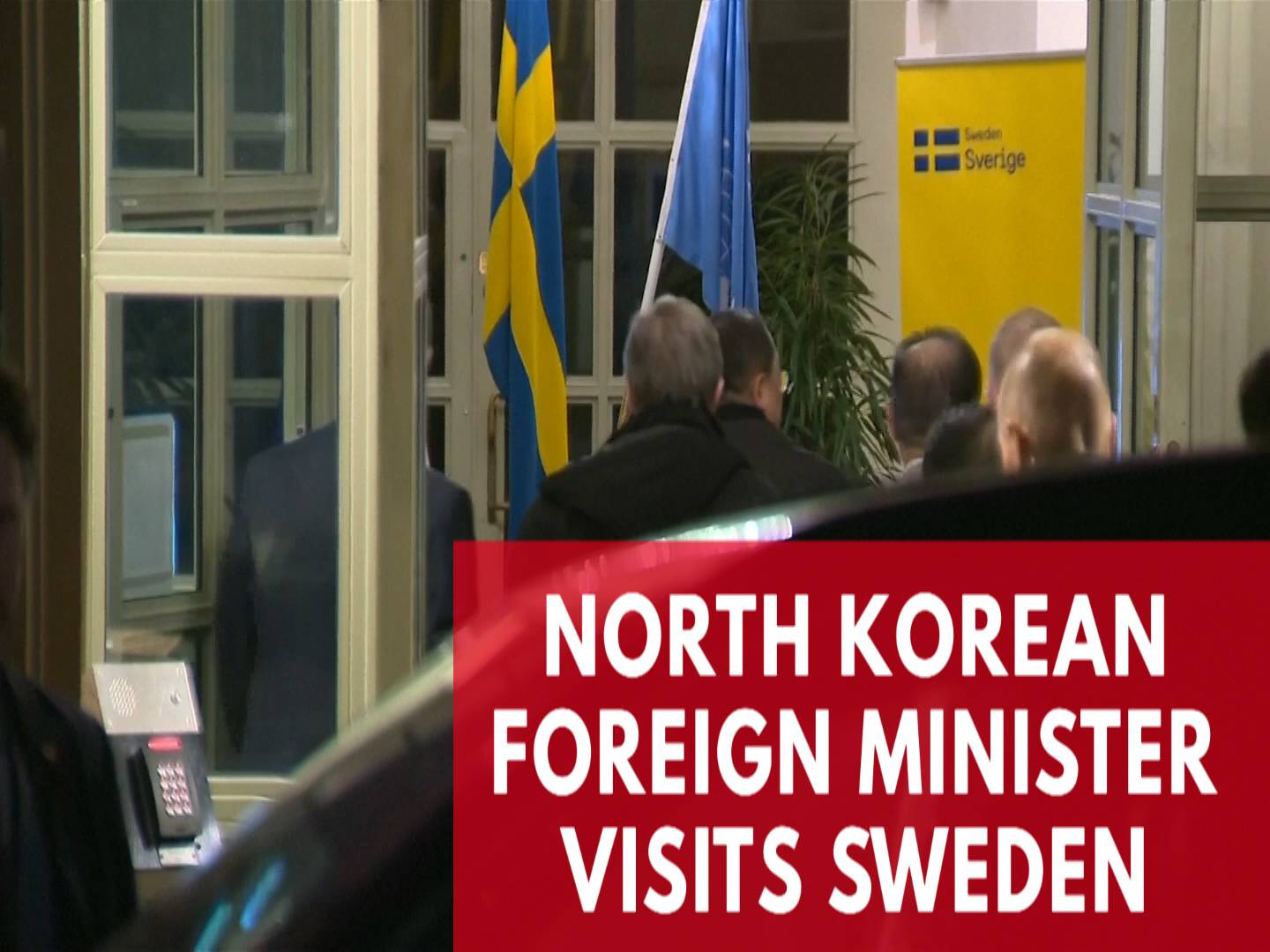 north-korean-foreign-minister-ri-yong-ho-arrives-in-sweden