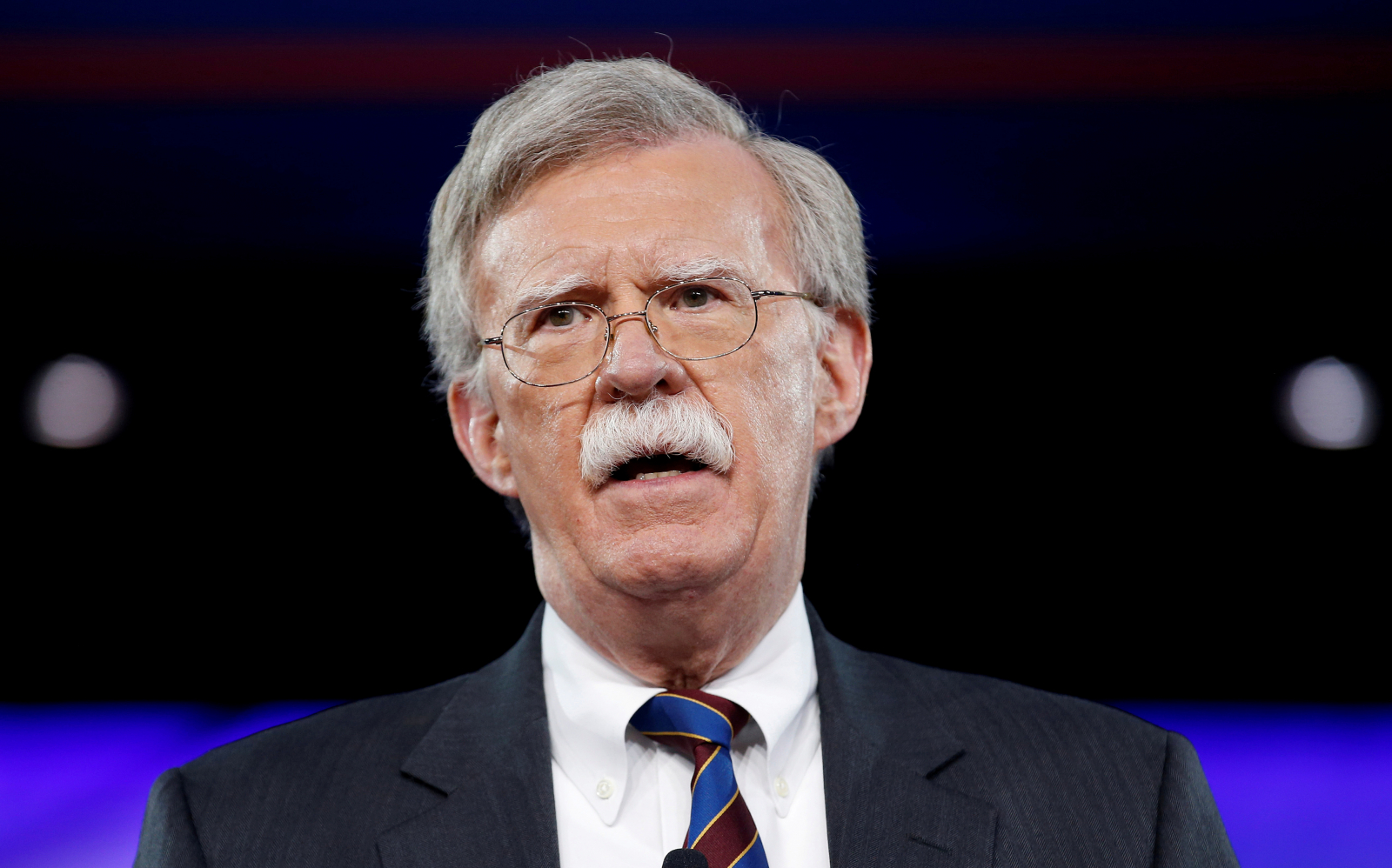 Who is John Bolton ?