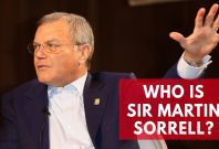Who Is Sir Martin Sorrell?