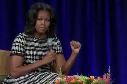 Michelle Obama Suggests Hillary Clinton Would Have Been Better Than Trump