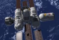 Aurora Station: Luxury Space Hotel Will Launch in 2021
