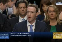 Facebook CEO Mark Zuckerberg Tells Senate How Company Is Improving Data Security In Opening Statement