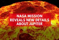Jupiter's Cyclones Revealed in Stunning Infrared Video