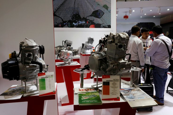China Engine Parts
