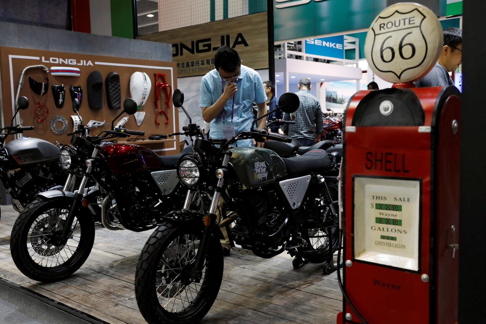 China Motorcycle