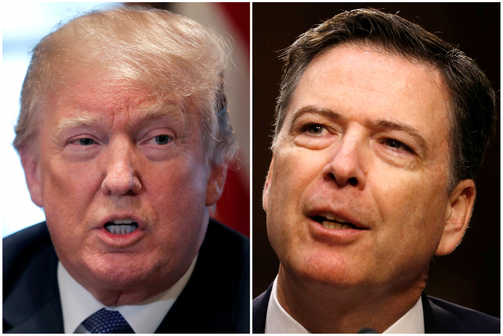 James Comey Donald Trump