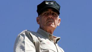 'Full Metal Jacket' Sergeant R.Lee Ermey Dies At 74