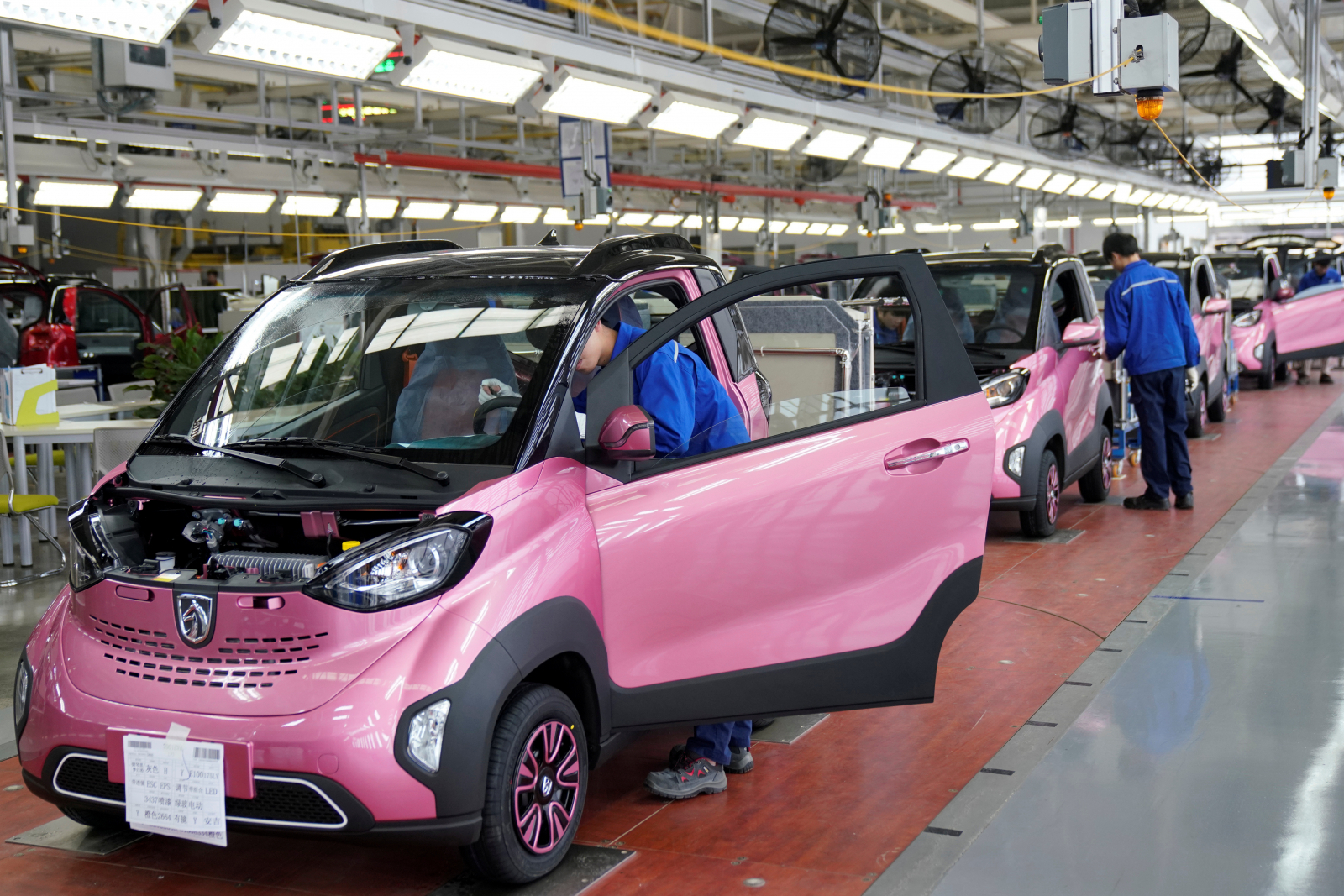 Subsidies For Electric Car Producers