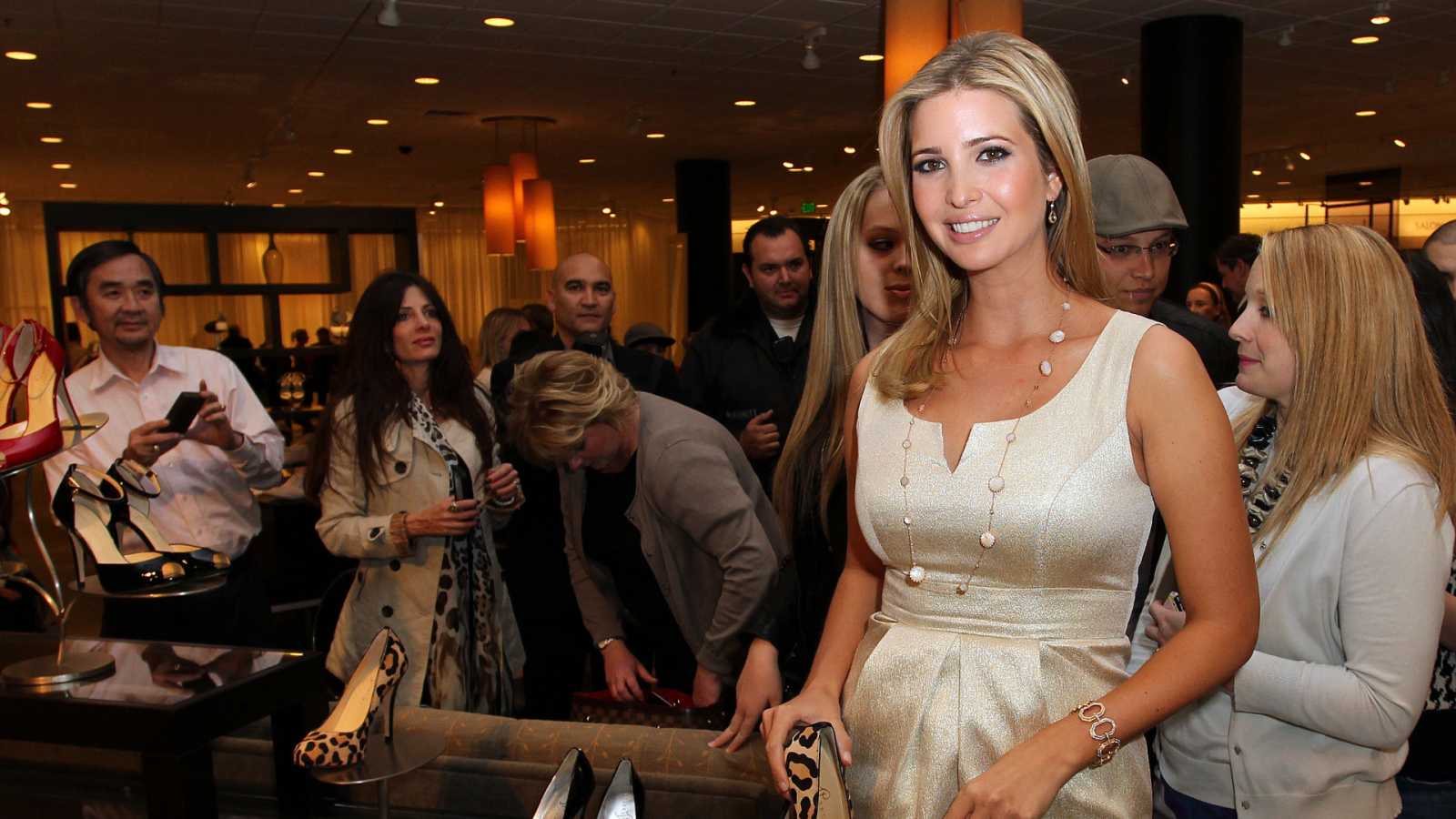 What To Know About Ivanka Trump's Clothing Brand