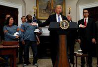 Trump Tariff Announcement