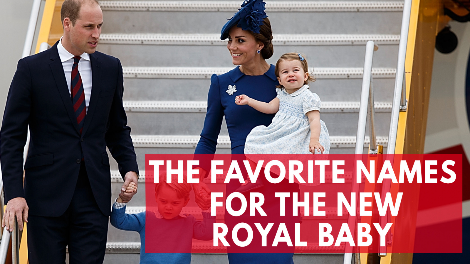 What Will The Royal Baby Be Called?