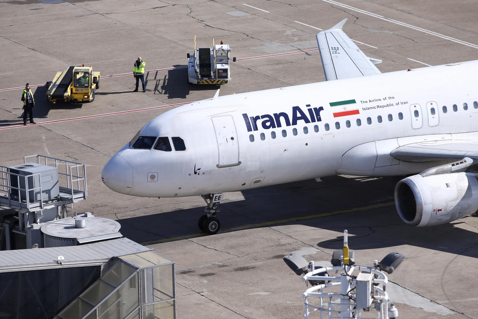 Iran Airbus