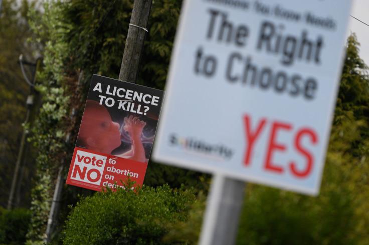 Ireland Abortion Debate