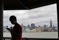 New York workers told to take break