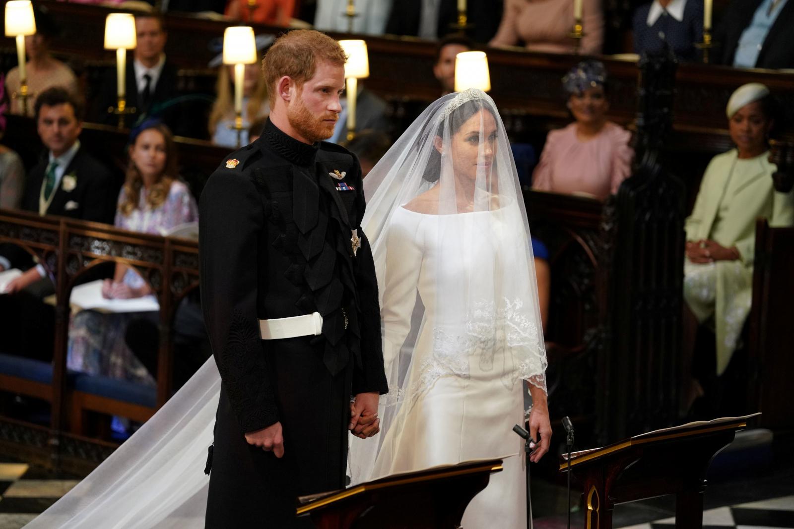 Royal wedding of Harry and Meghan