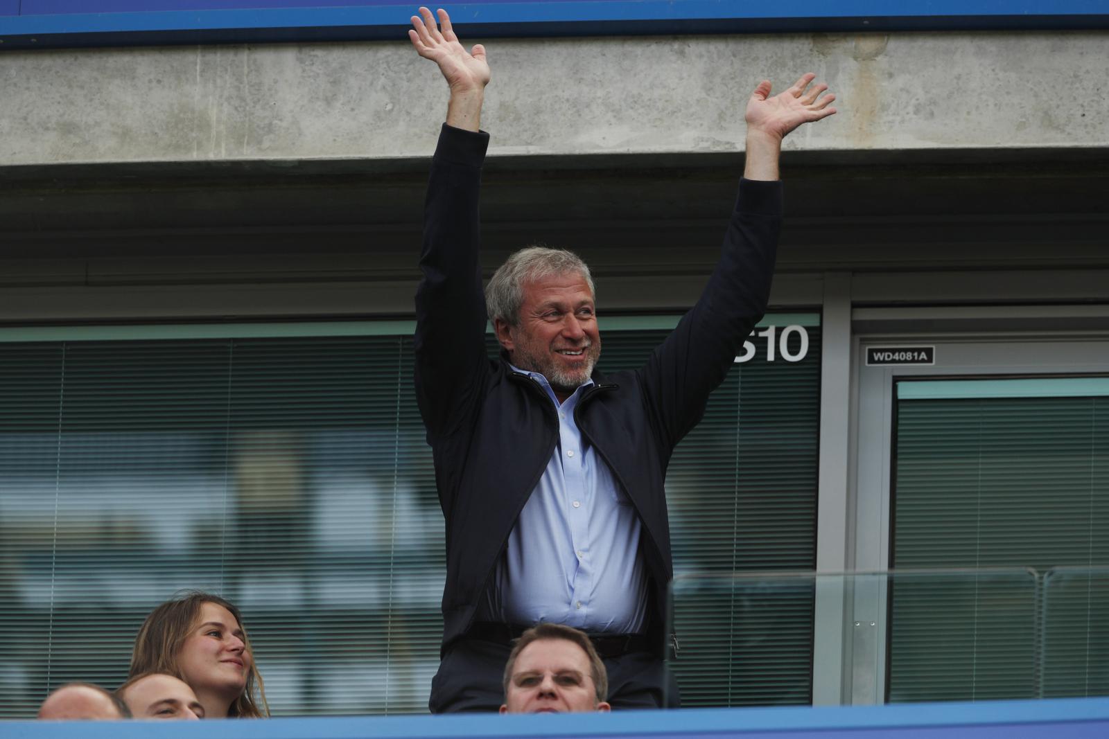 Chelsea owner Roman Abramovich