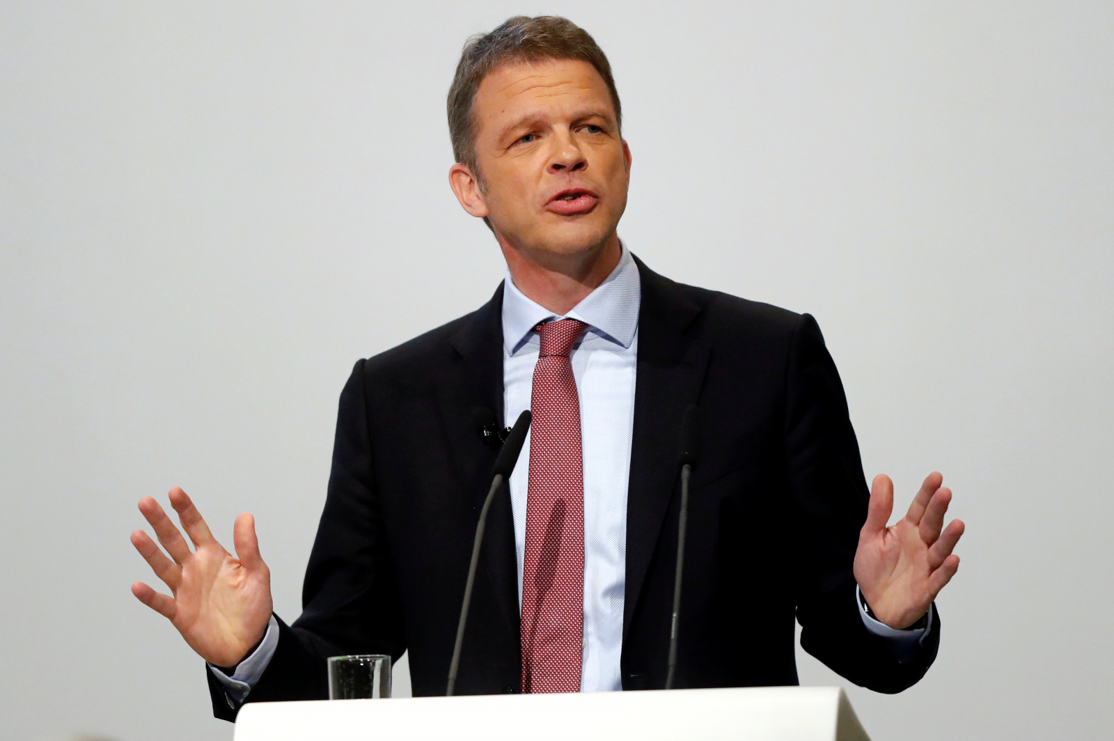 Christian Sewing new CEO of Deutsche Bank