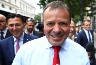Arron Banks and Andy Wigmore