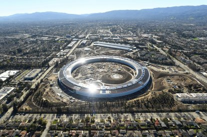 The Apple Campus 2