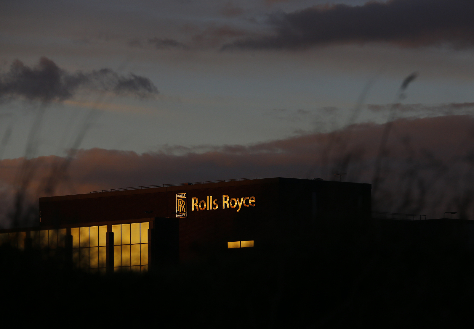 Rolls-Royce in Derby