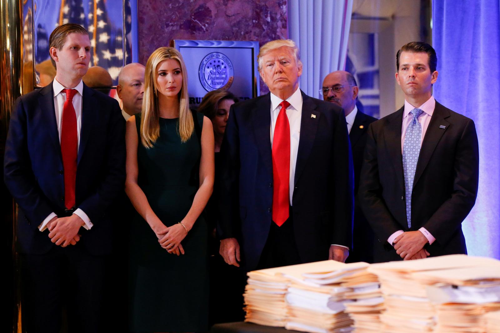 Trump Foundation Accused