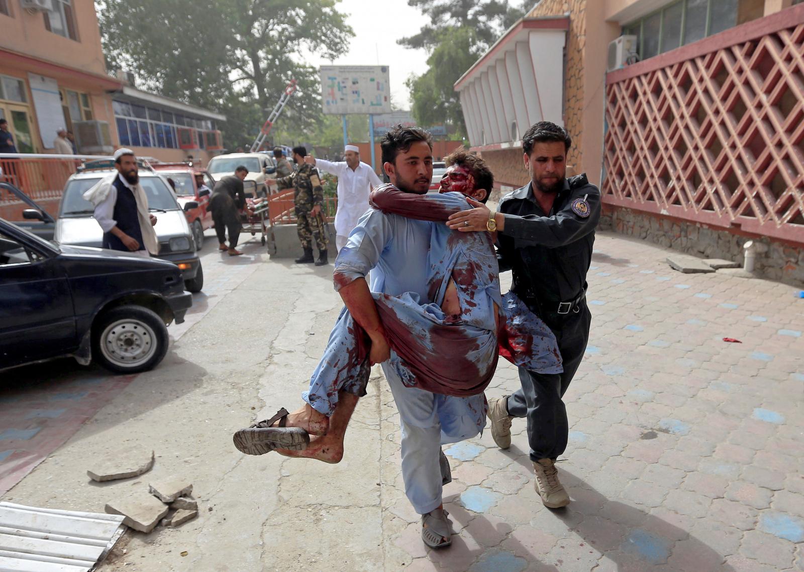 Jalalabad bombing