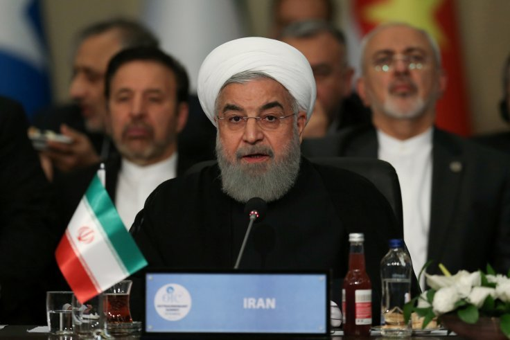irans-president-hassan-rouhani  once a hotbed of revolution, now a conservative power base irans president hassan rouhani